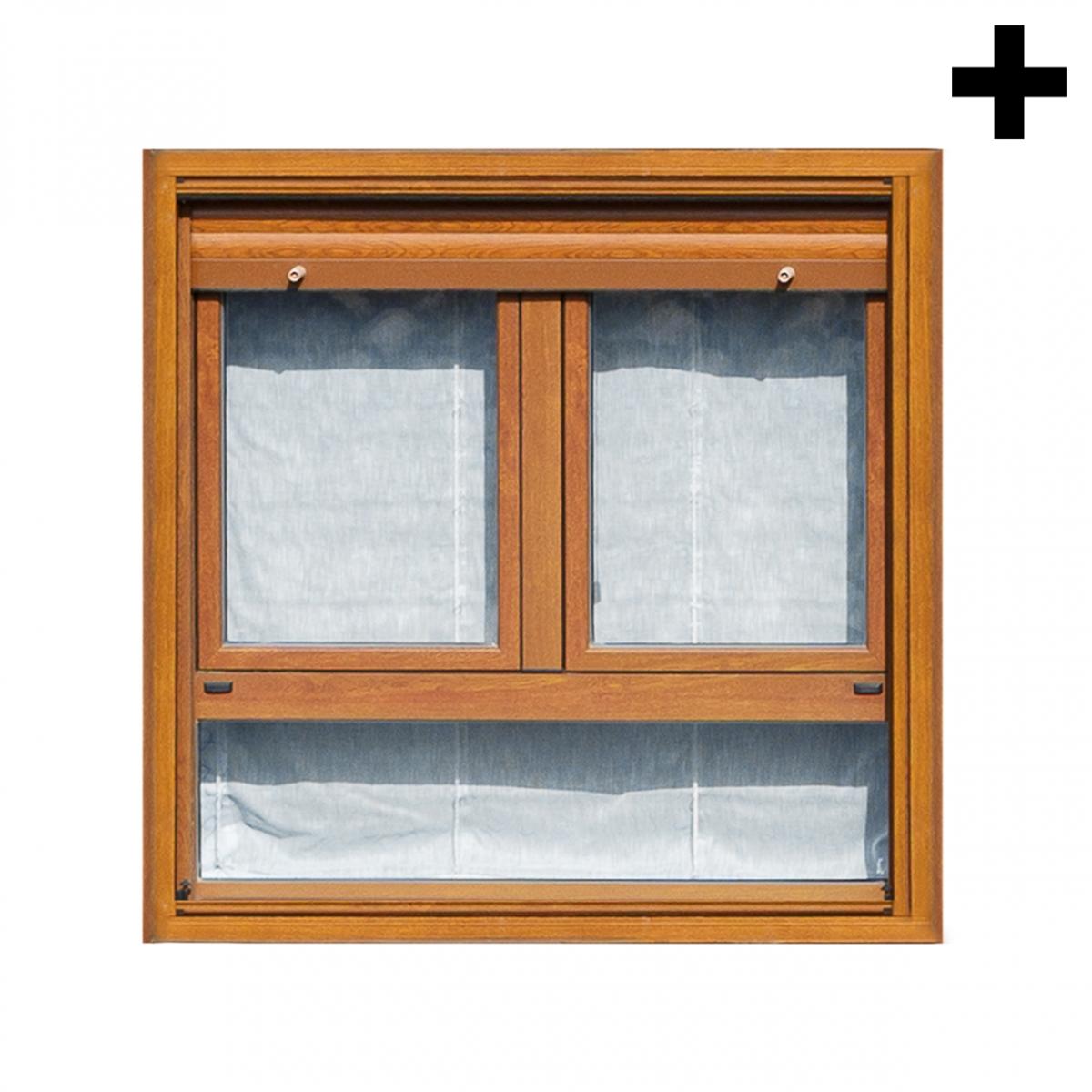 Imagen en la que se ve el plural del concepto ventana