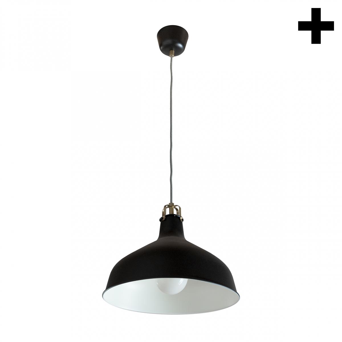 Imagen en la que se ve el plural del concepto lámpara de techo