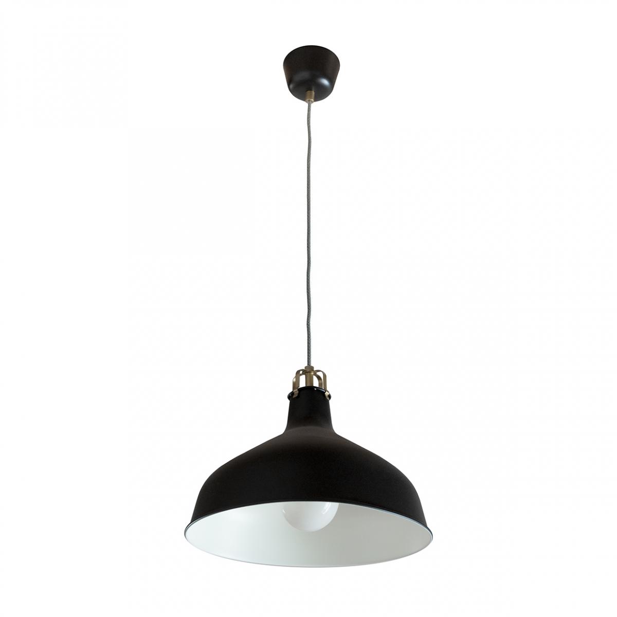 Imagen en la que se ve una lámpara de techo