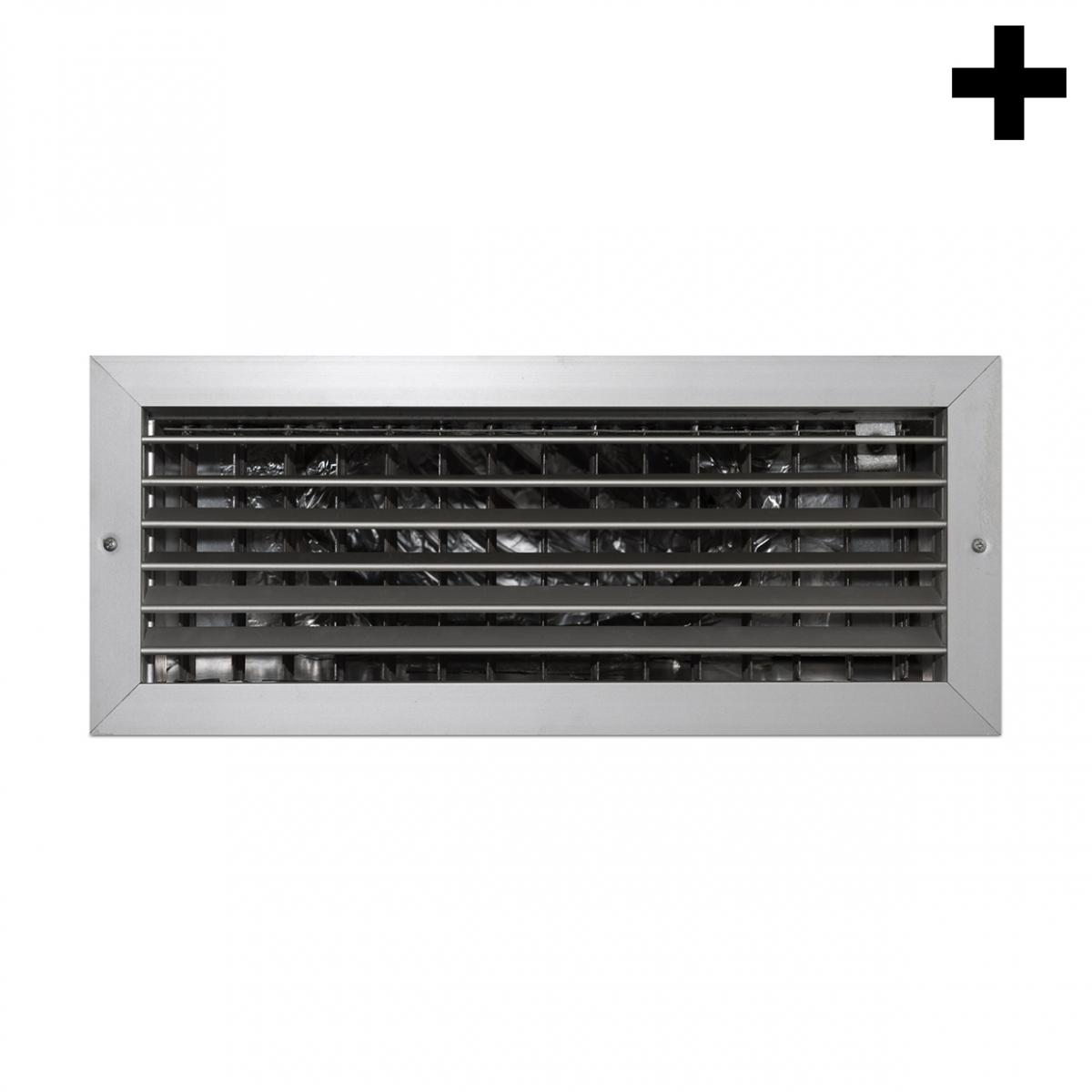 Imagen en la que se ve el plural del concepto rejilla de ventilación