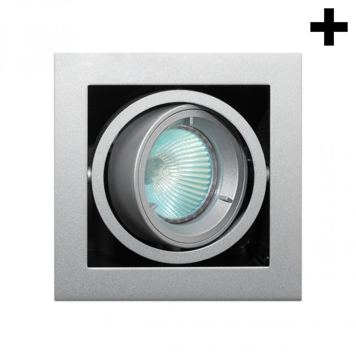 Imagen en la que se ve el plural del concepto foco halógeno