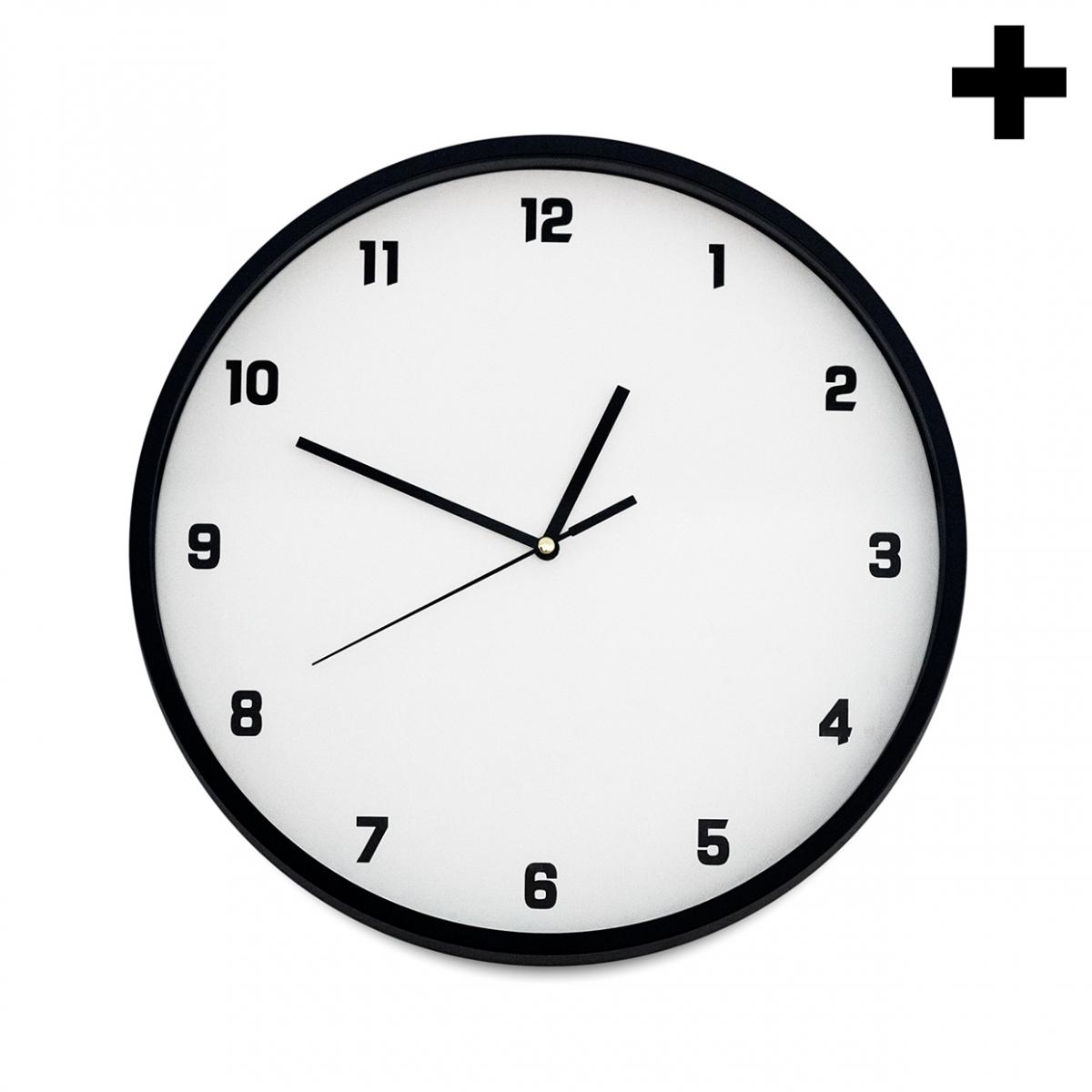 Imagen en la que se ve el plural del concepto reloj de pared