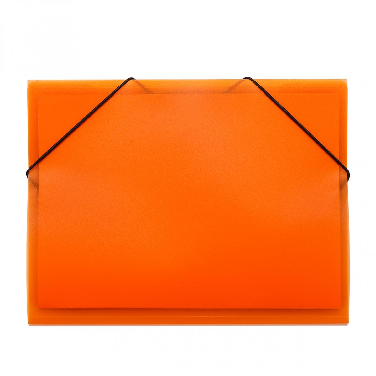 Imagen en la que aparece una carpeta para guardar documentos