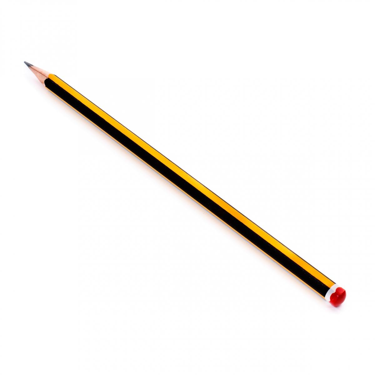 Imagen en la que aparece un lápiz de grafito