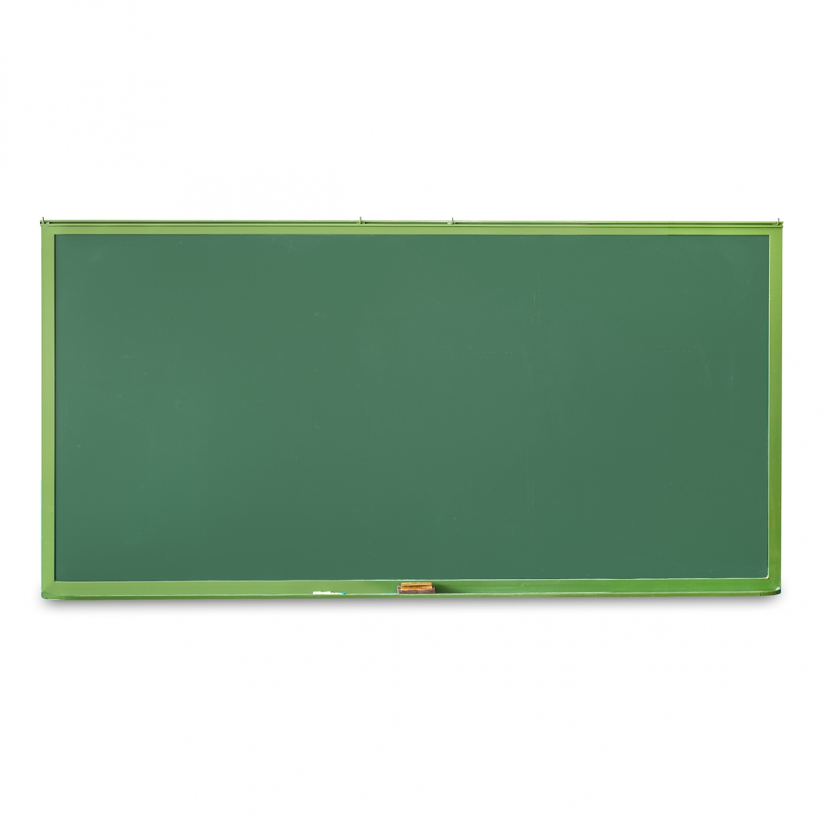 Imagen en la que aparece una pizarra verde de colegio