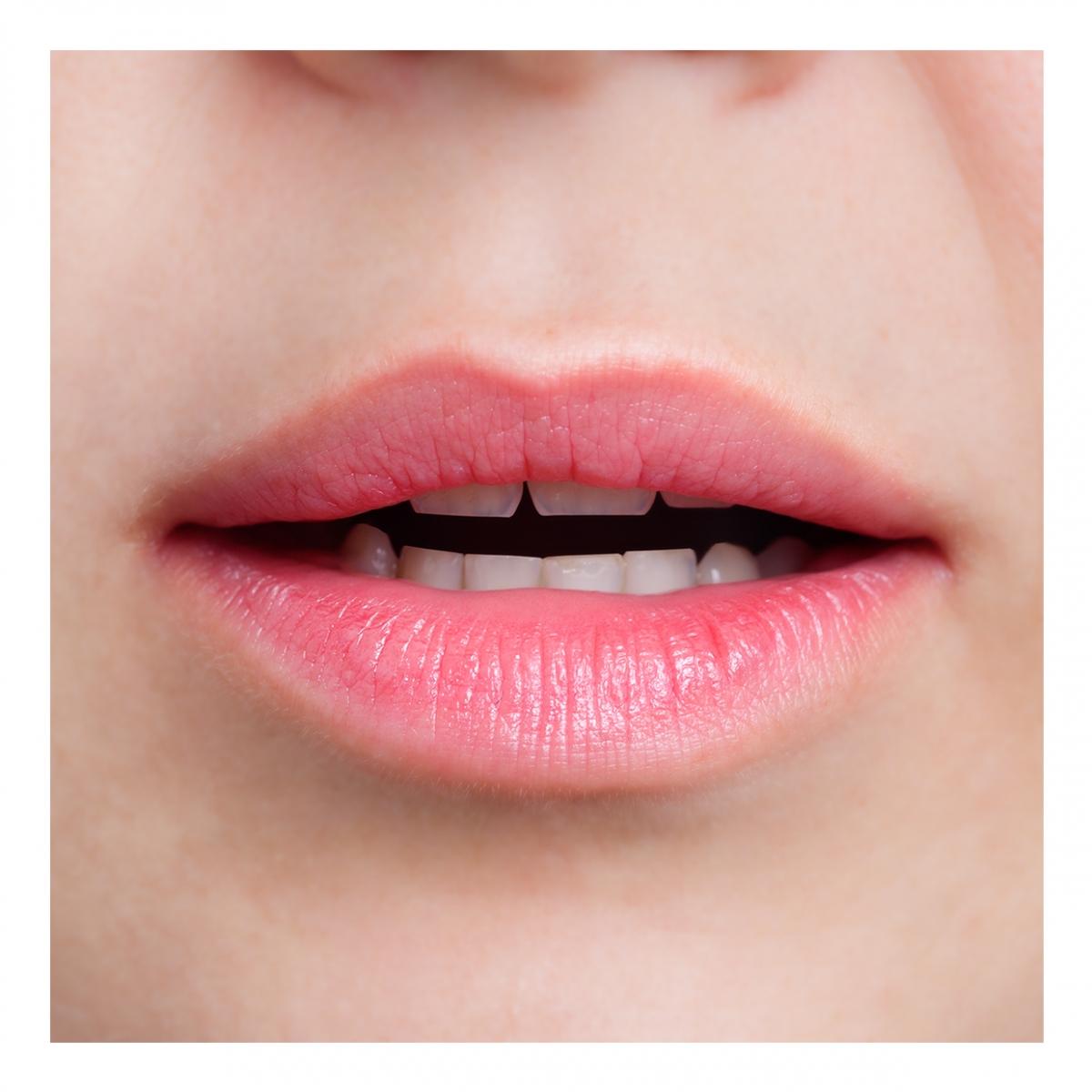 Imagen en la que se ve una boca