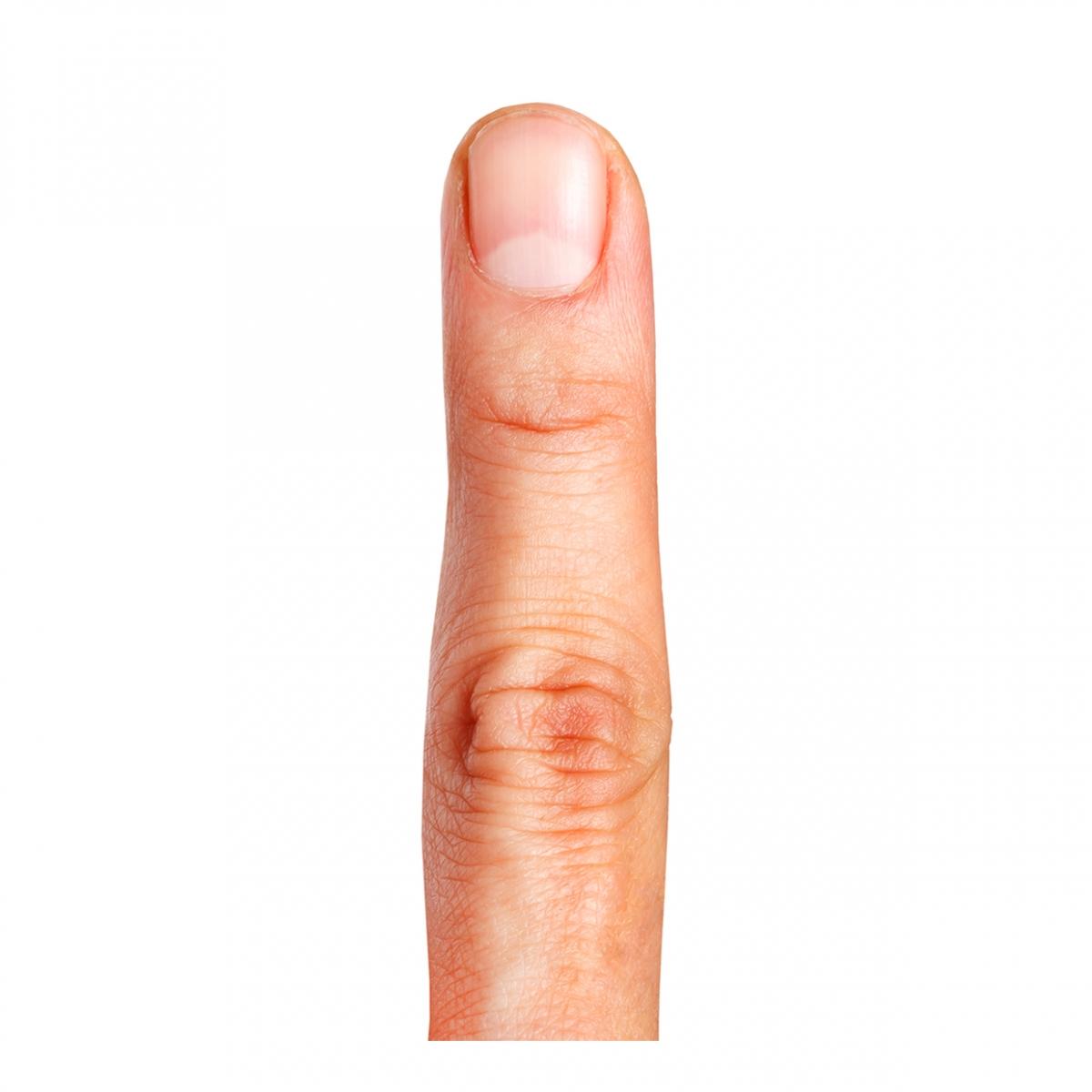 Imagen en la que se ve un dedo