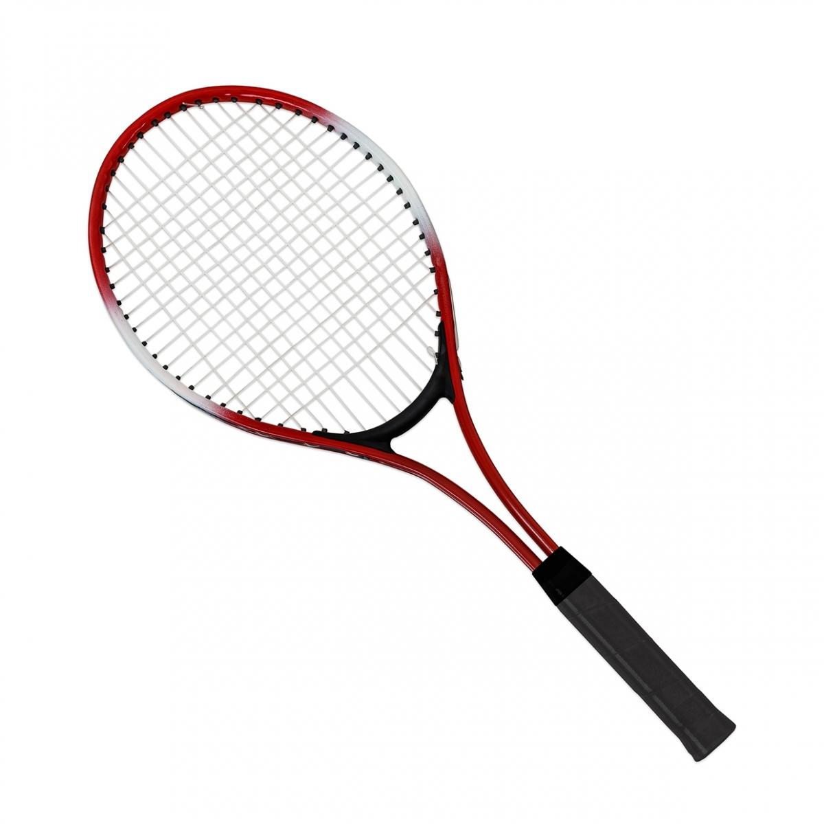Imagen en la que se ve una raqueta de tenis