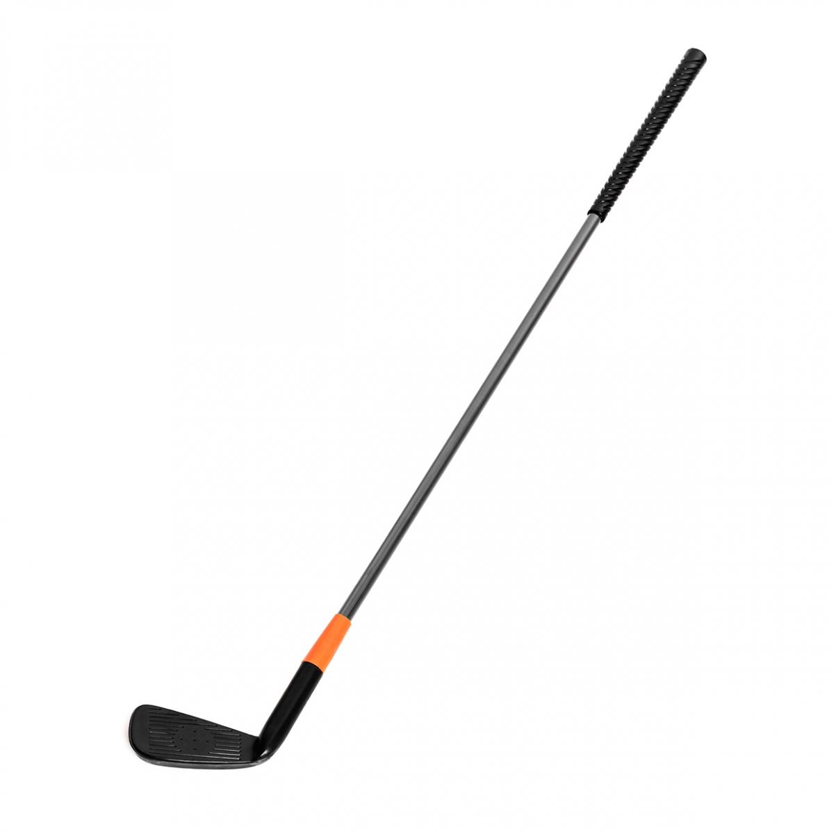 Imagen en la que se ve un palo de golf