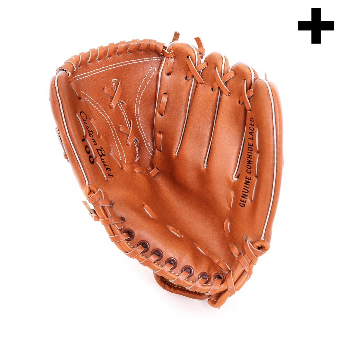 Imagen en la que se ve el plural del concepto guante de béisbol