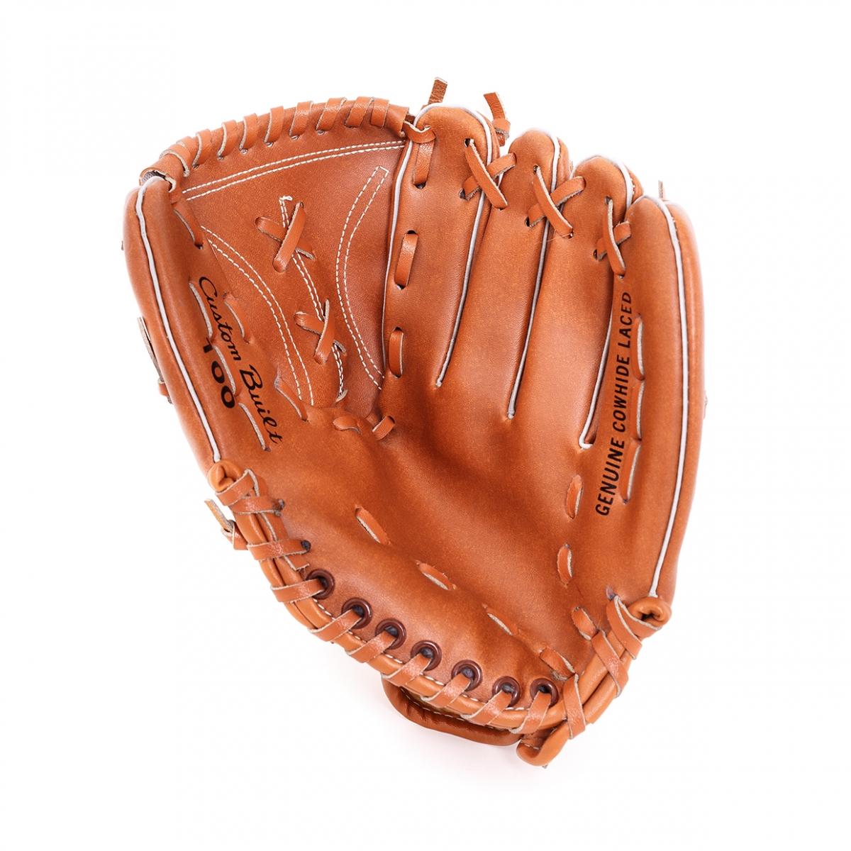 Imagen en la que se ve un guante de béisbol