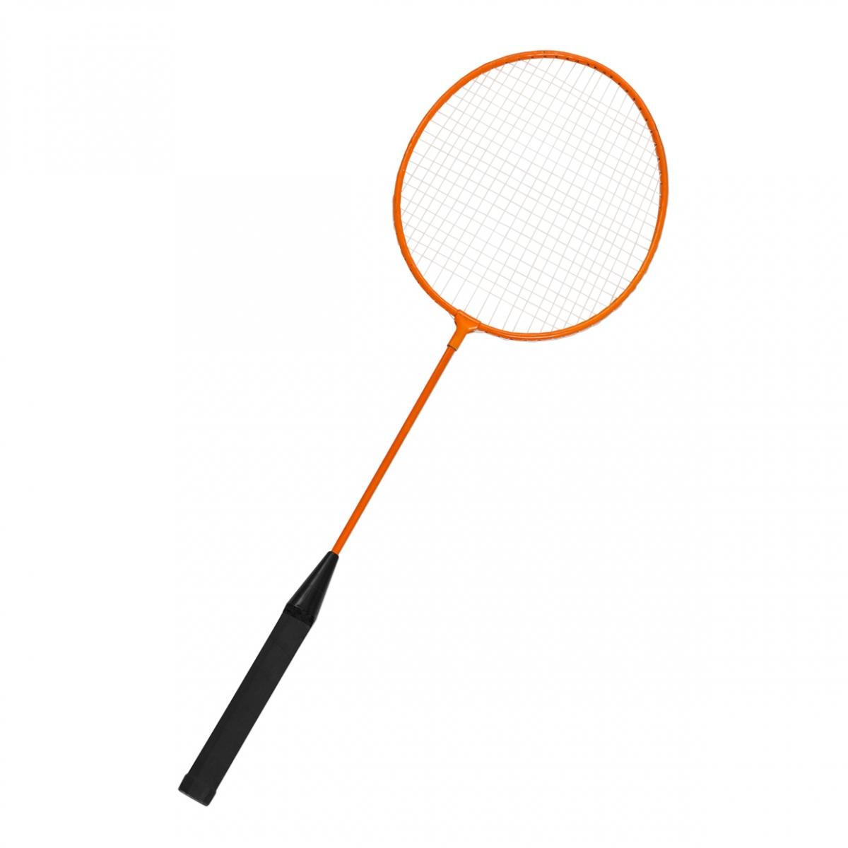 Imagen en la que se ve una raqueta de bádminton