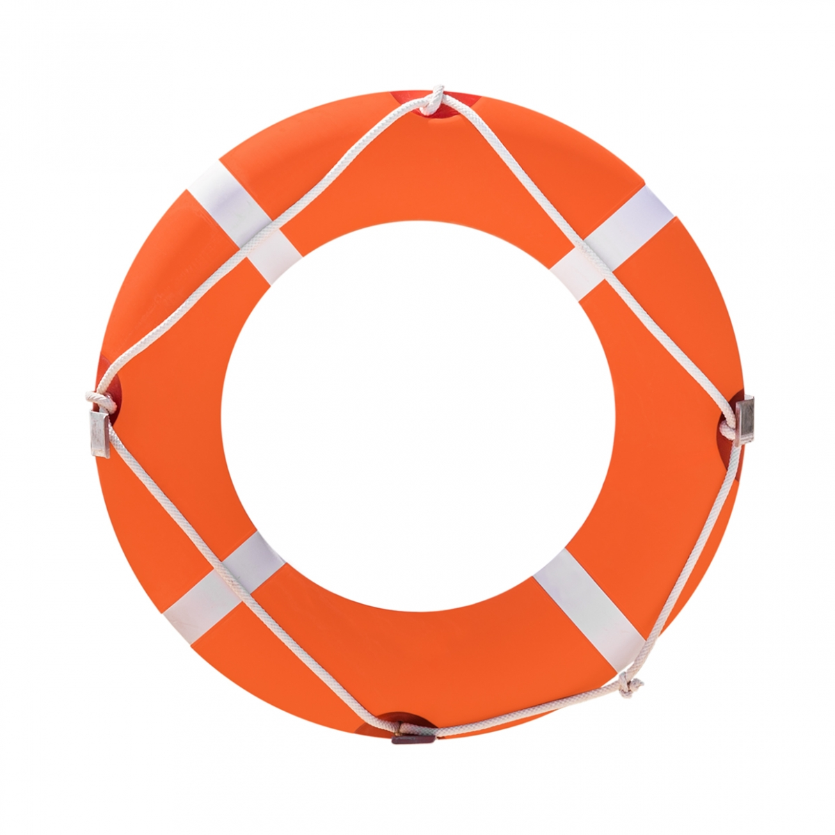 Imagen en la que se ve un flotador salvavidas