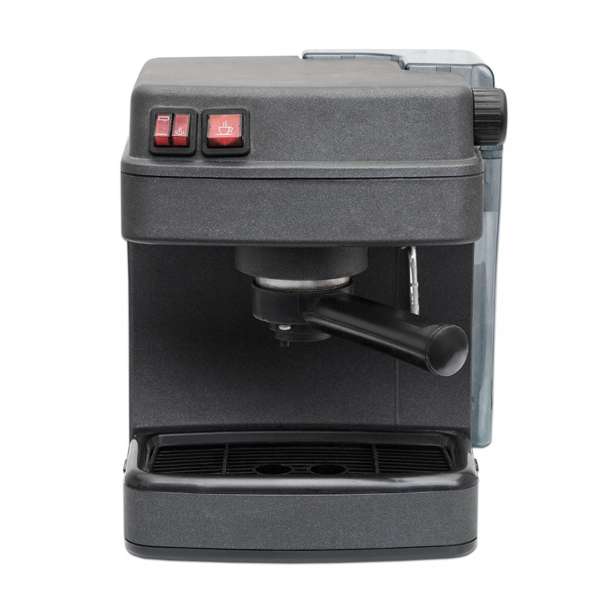 Imagen en la que se ve una cafetera eléctrica