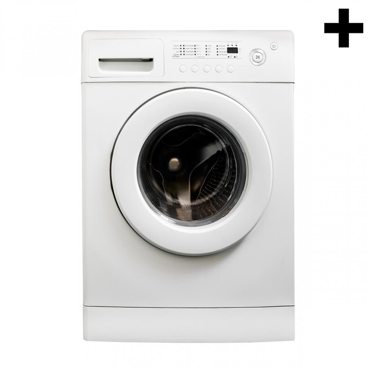 Imagen en la que se ve el plural del concepto lavadora