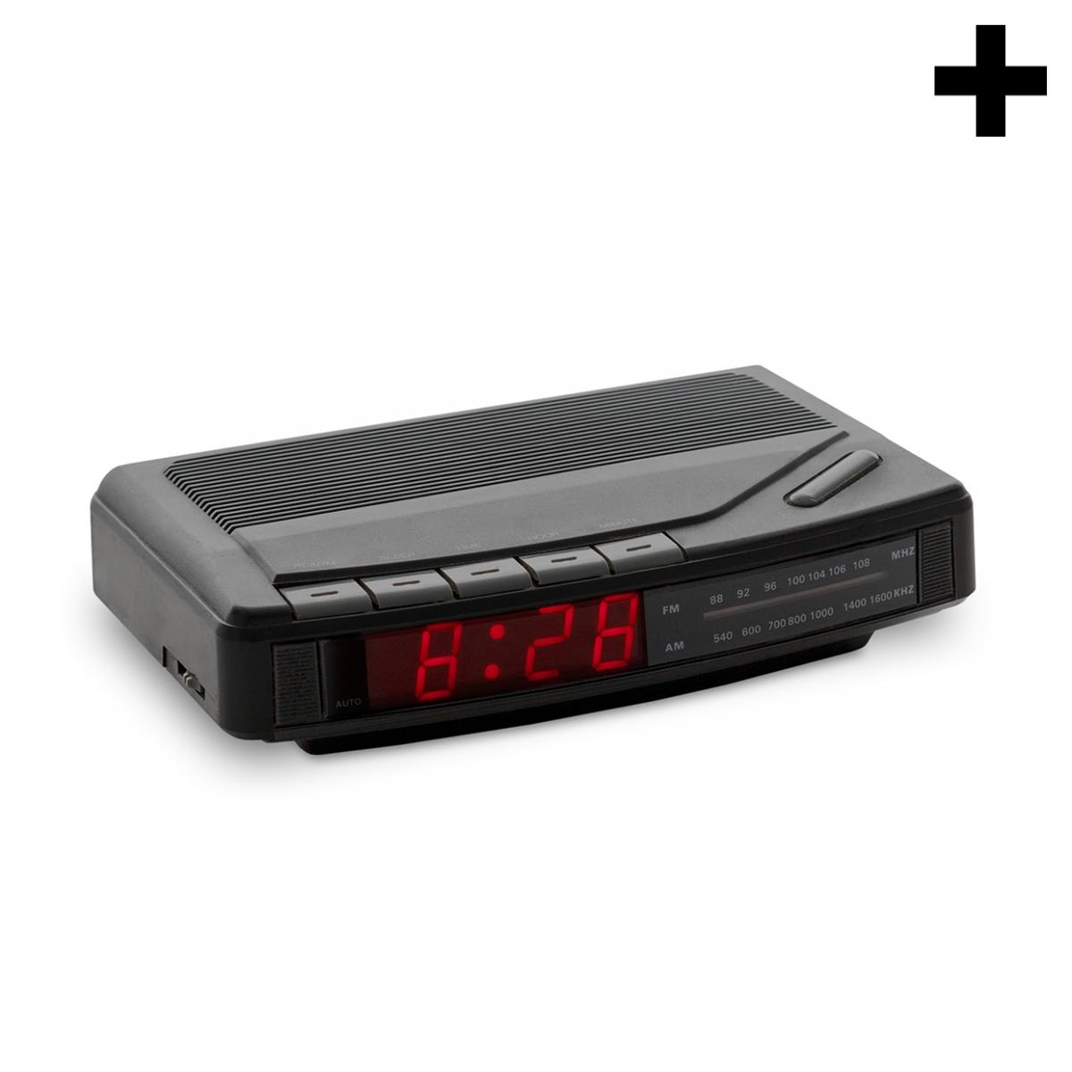 Imagen en la que se ve el plural del concepto radio despertador