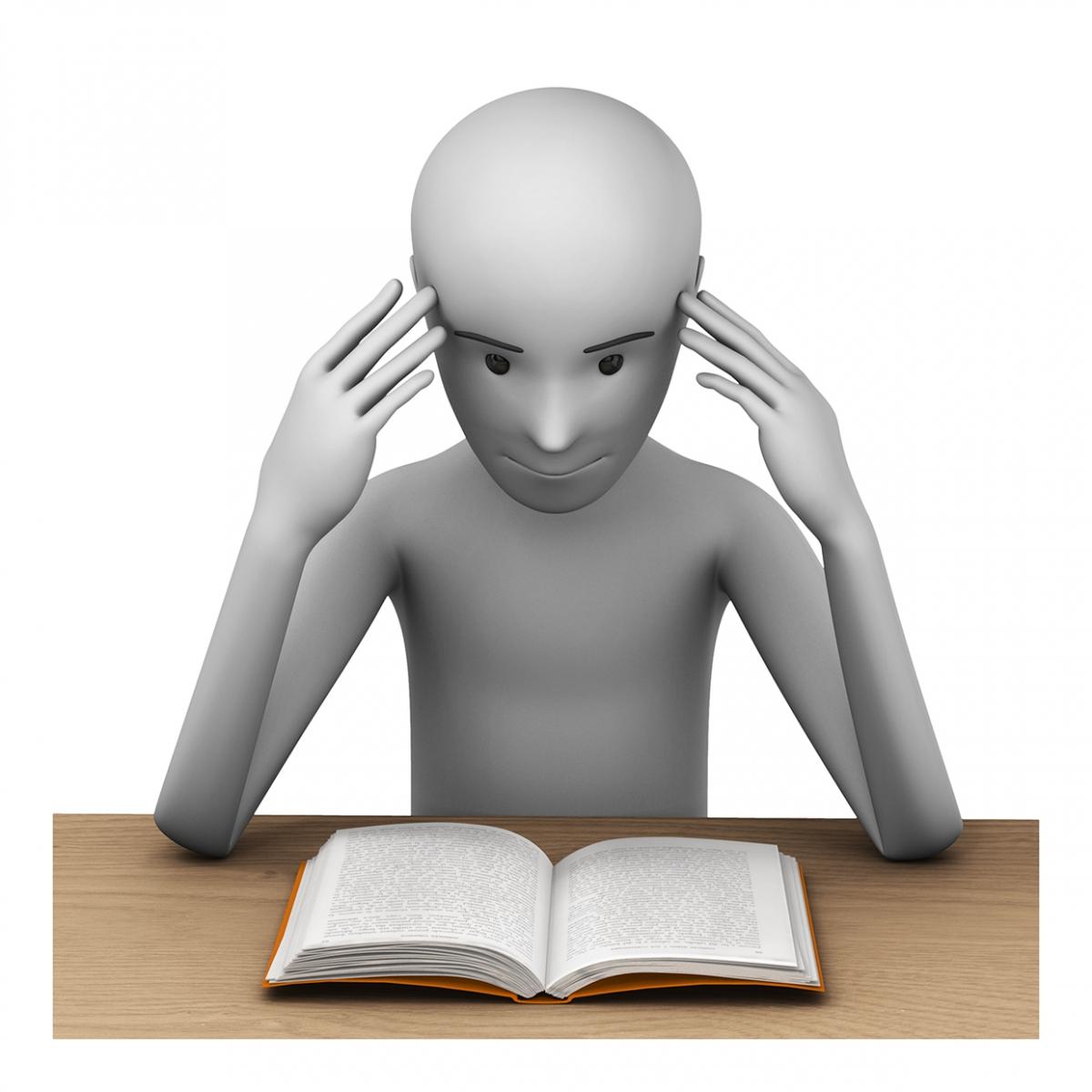 Imagen del verbo estudiar