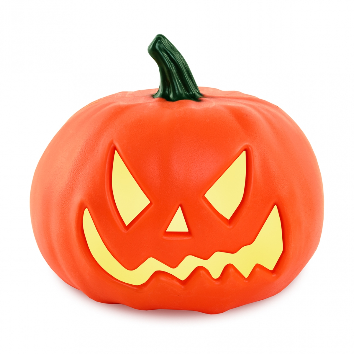 Imagen en la que se ve una calabaza de Halloween