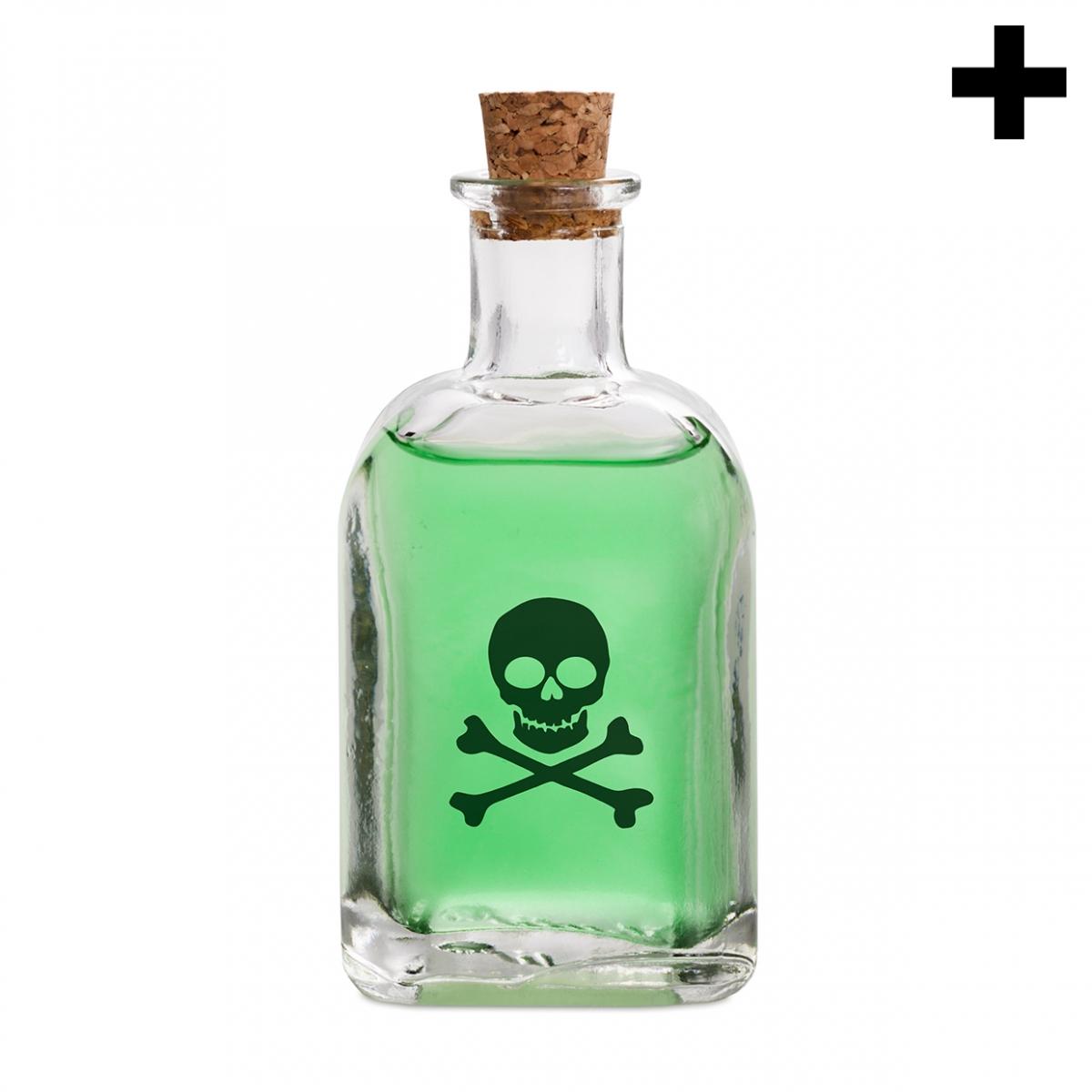 Imagen en la que se ve el plural del concepto veneno