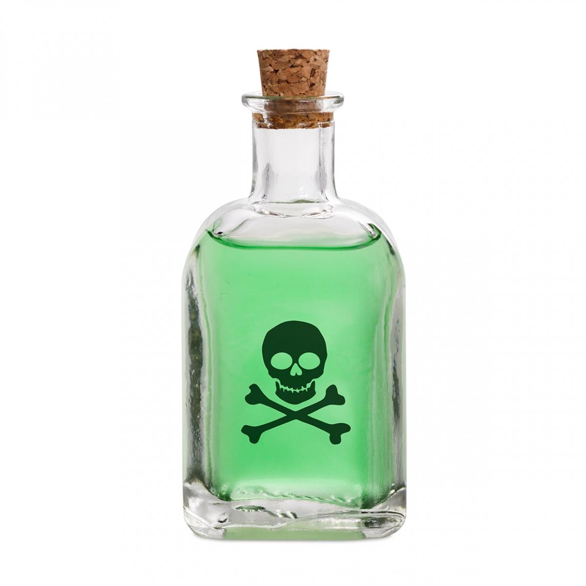 Imagen en la que se ve el concepto de veneno