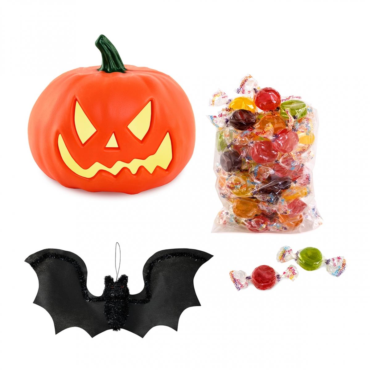 Imagen en la que se ve el concepto genérico de Halloween