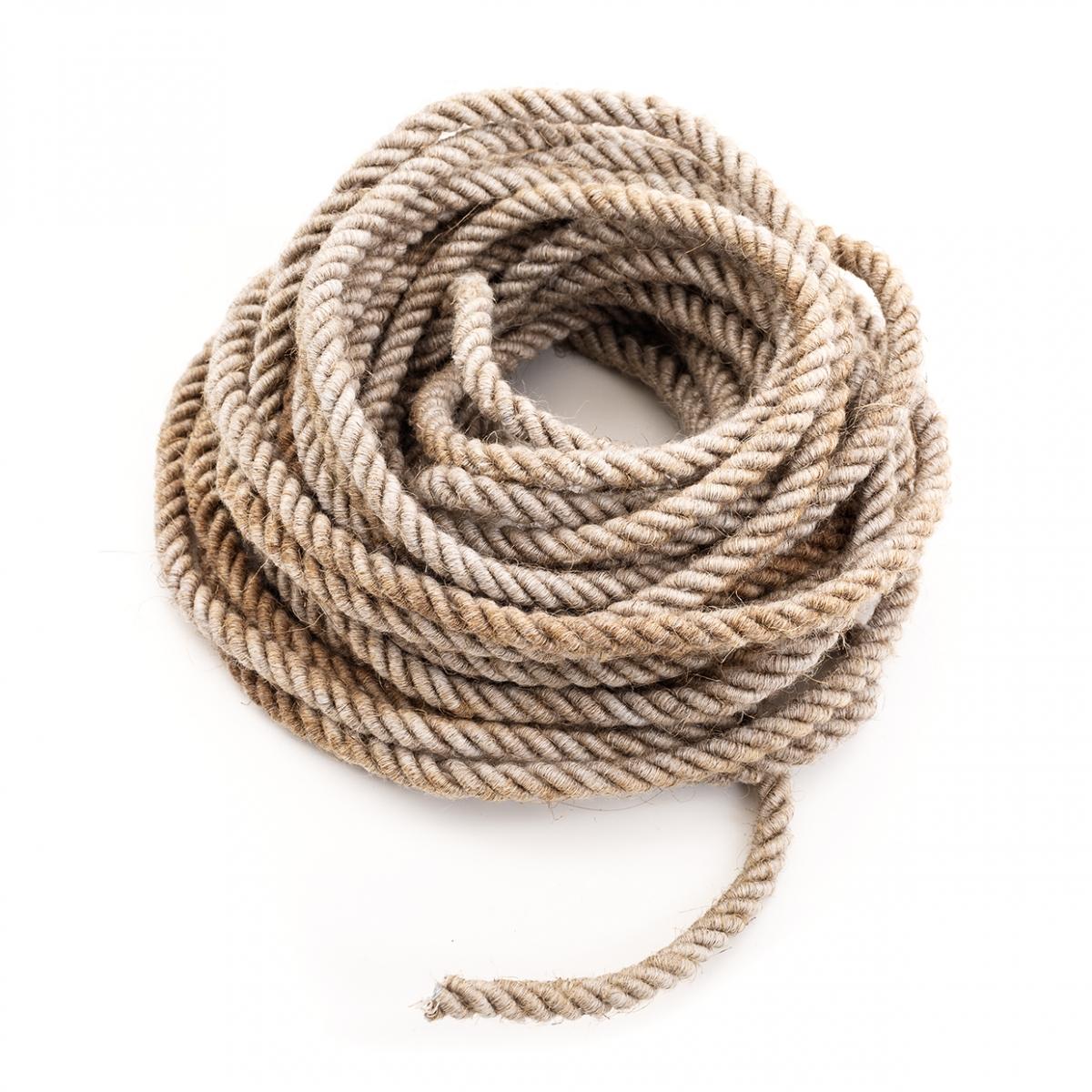 Imagen en la que se ve una cuerda