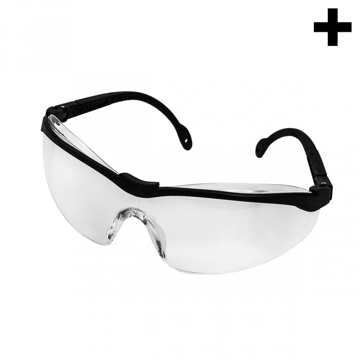 Imagen en la que se ve el plural del concepto gafa de seguridad