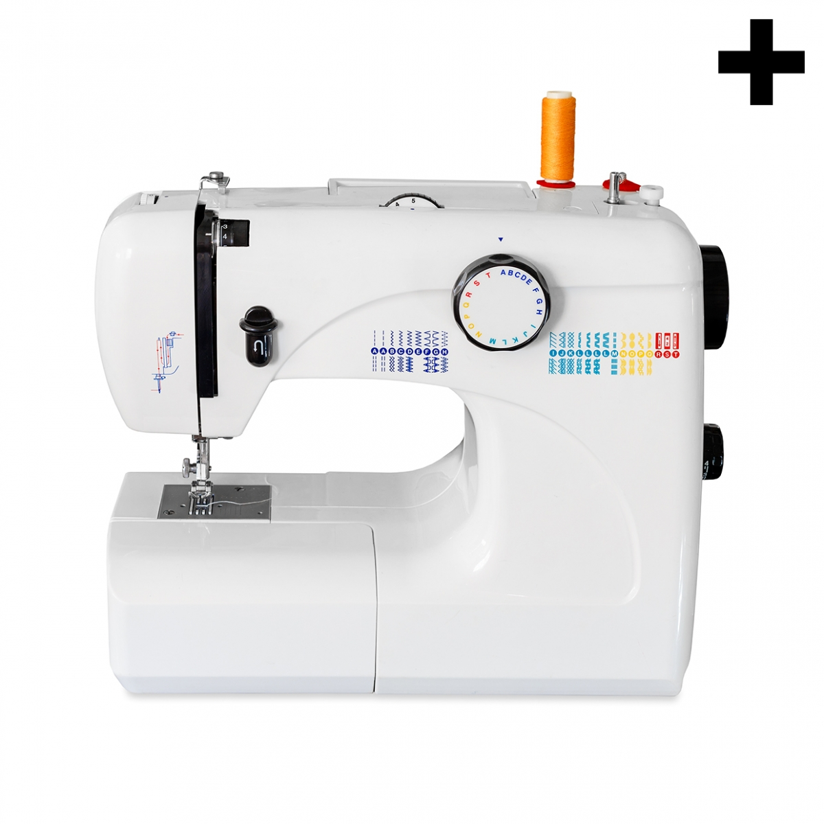 Imagen en la que se ve el plural del concepto máquina de coser