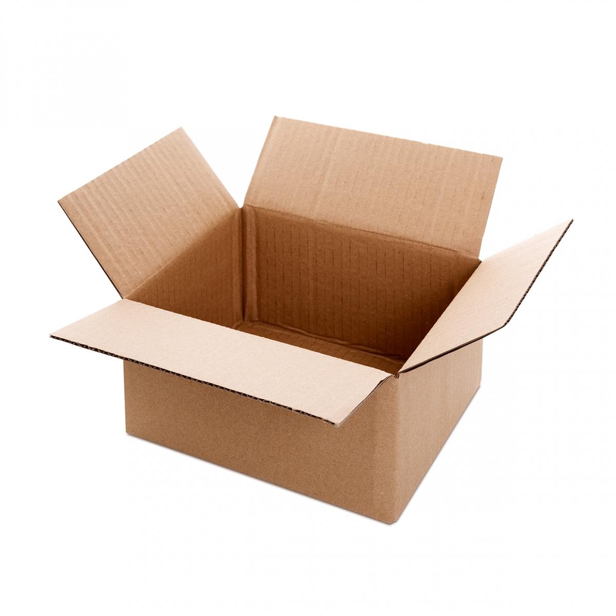 Imagen en la que se ve una caja de cartón