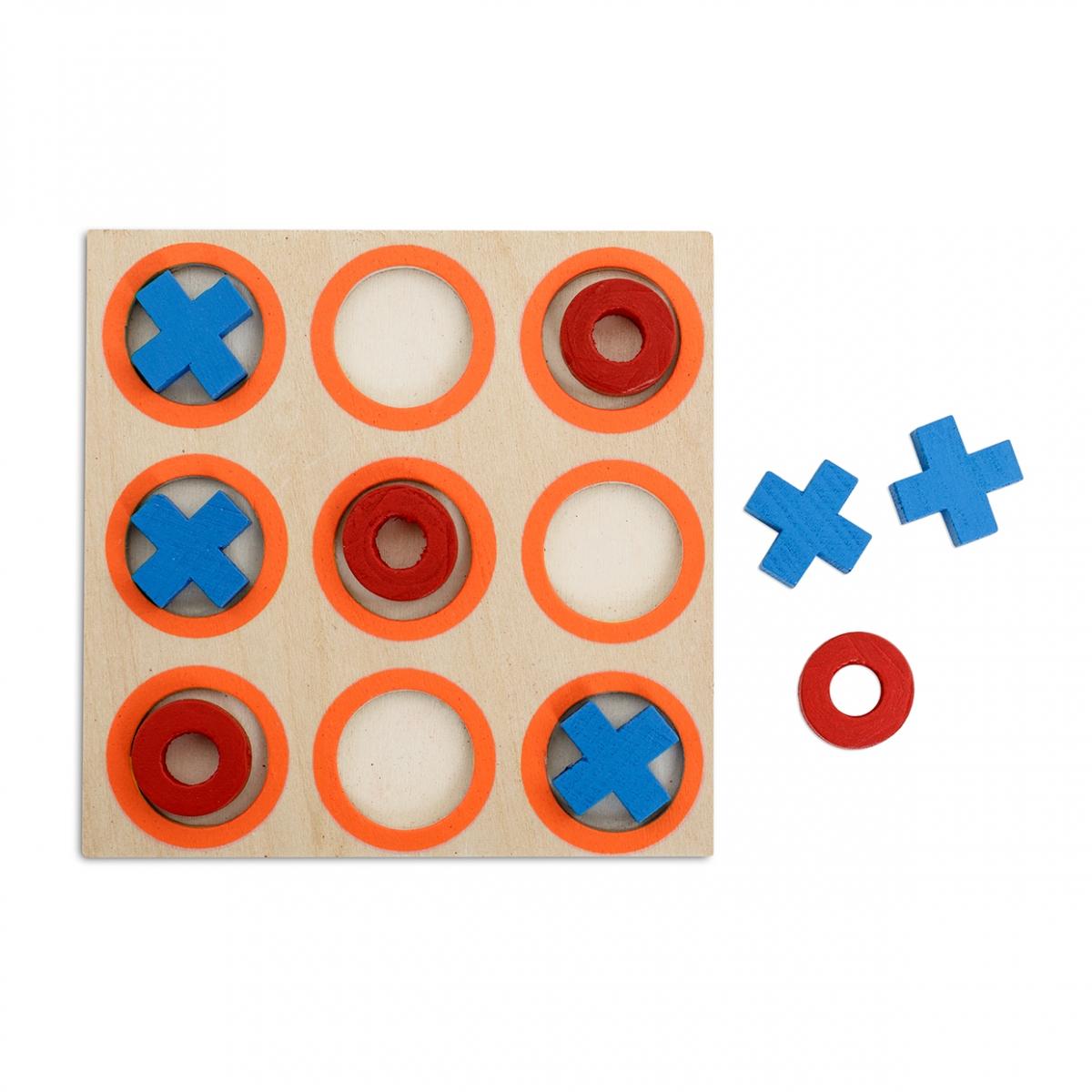 Imagen en la que se ve el juego del tres en raya