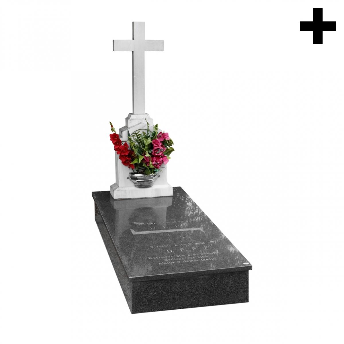 Imagen en la que se ve el plural del concepto tumba