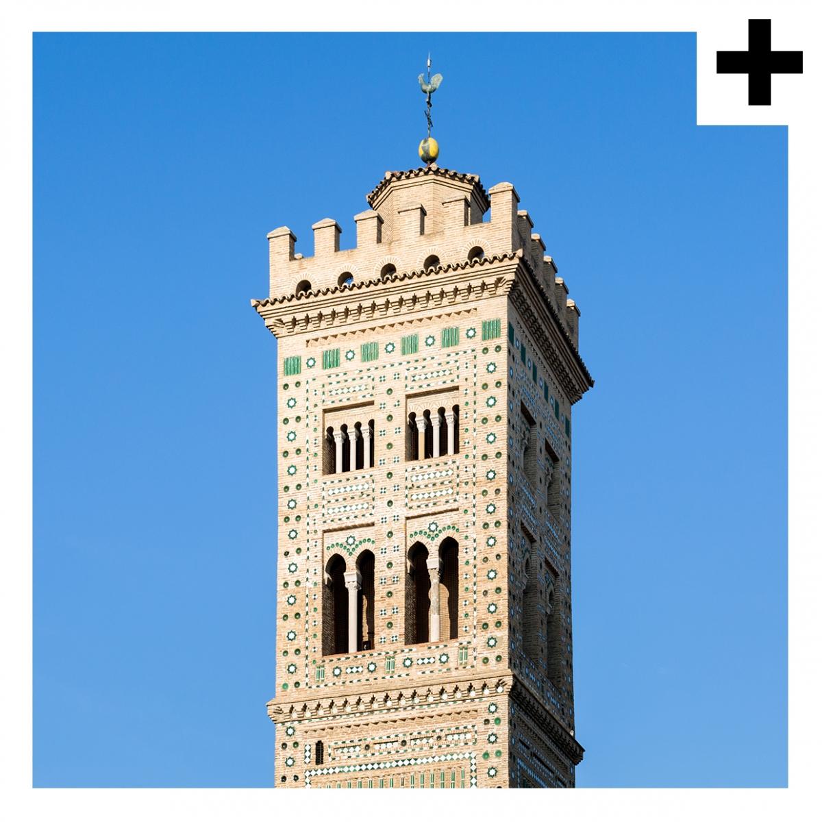 Imagen en la que se ve el plural del concepto torre
