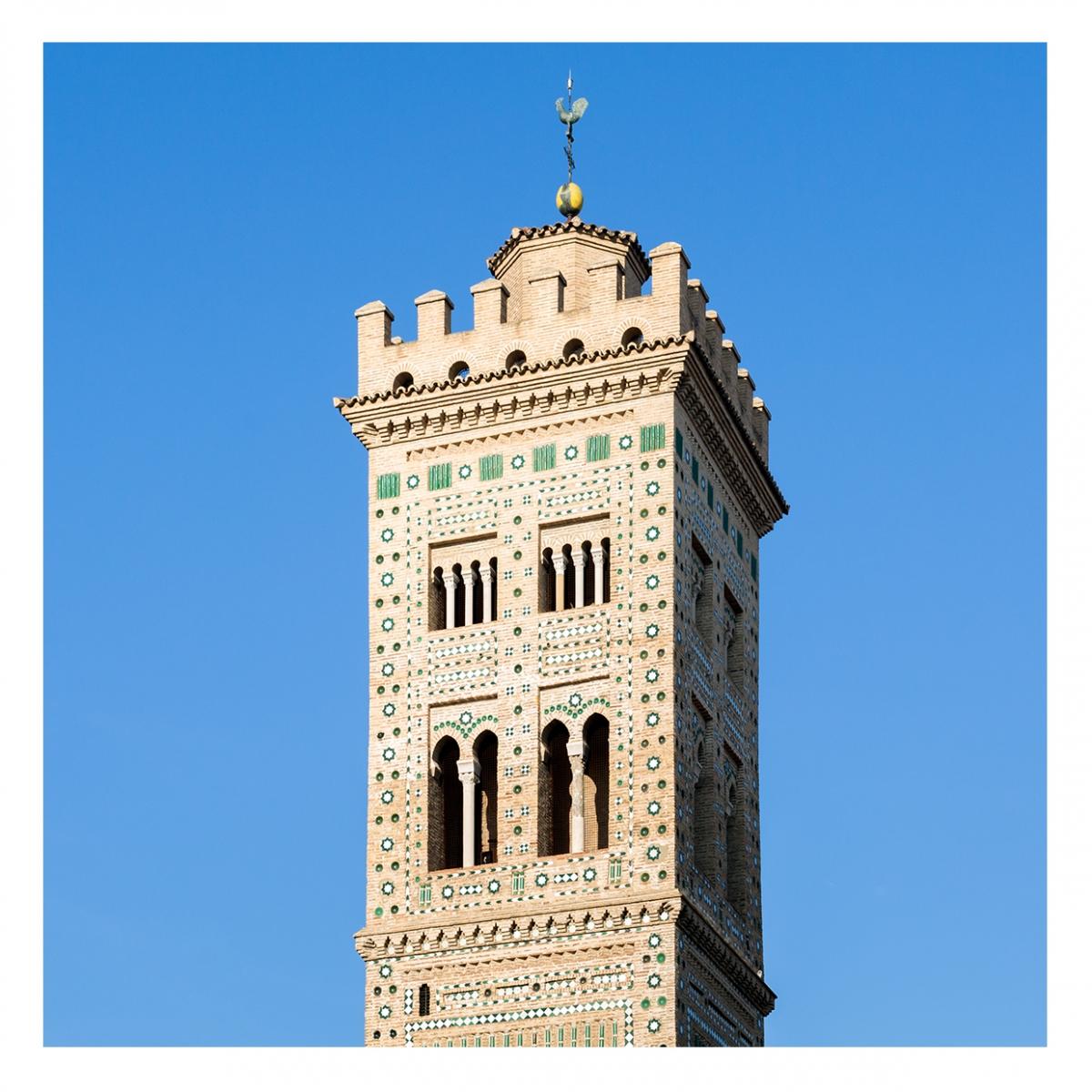 Imagen en la que se ve una torre