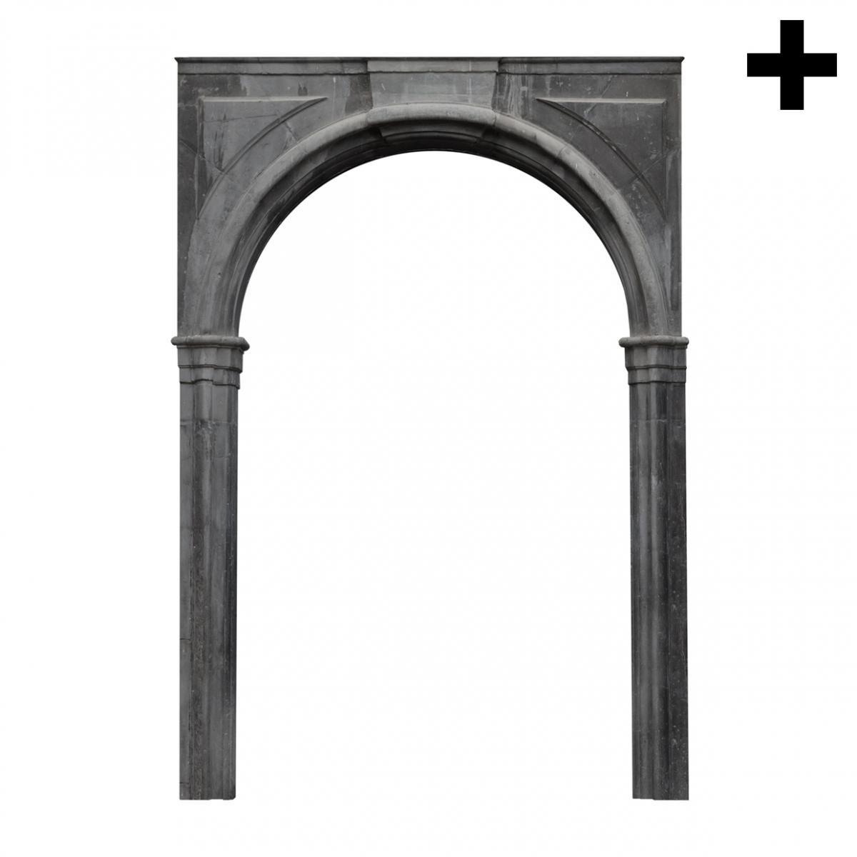 Imagen en la que se ve el plural del concepto arco