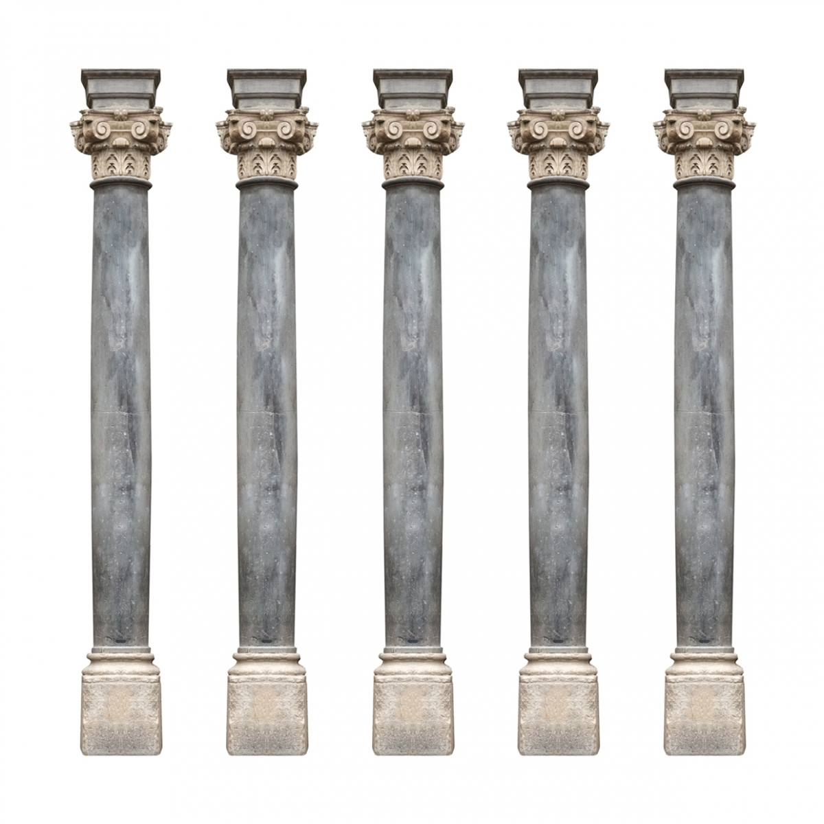 Imagen en la que se ven varias columnas