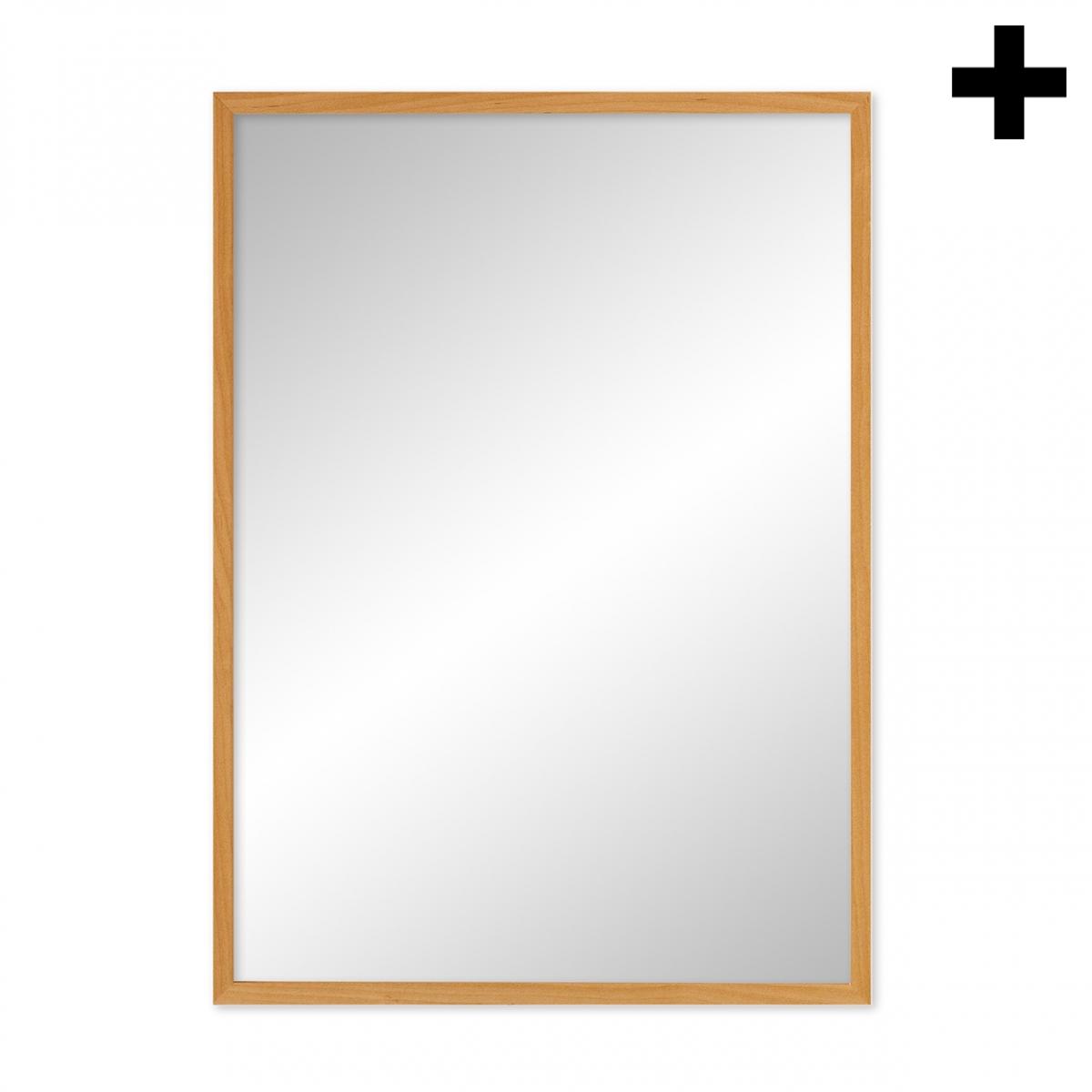 Imagen en la que se ve el plural del concepto espejo
