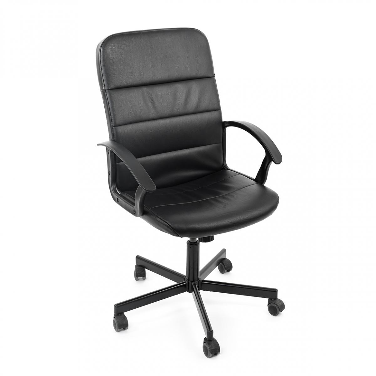 Imagen en la que se ve una silla de oficina