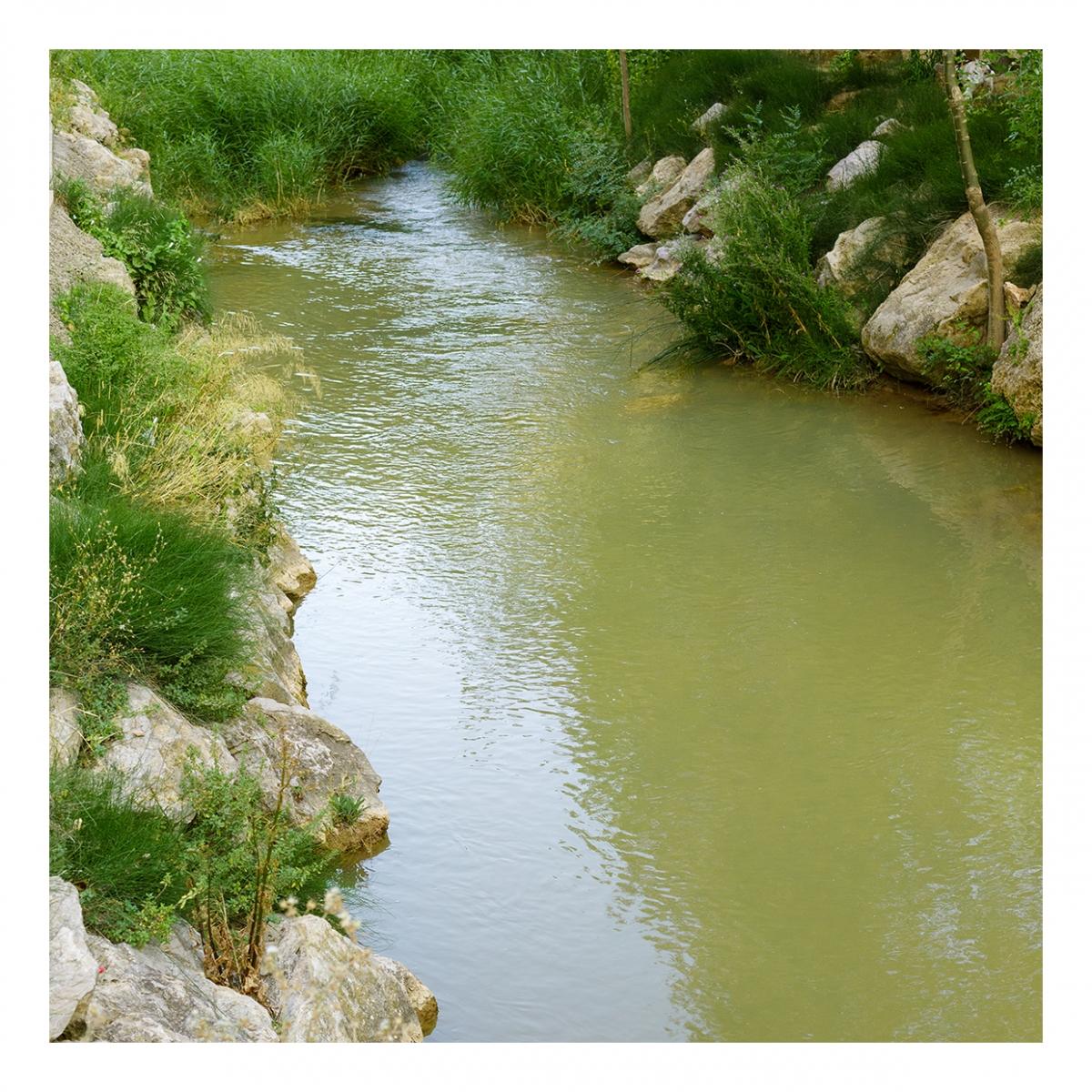 Imagen en la que se ve un río