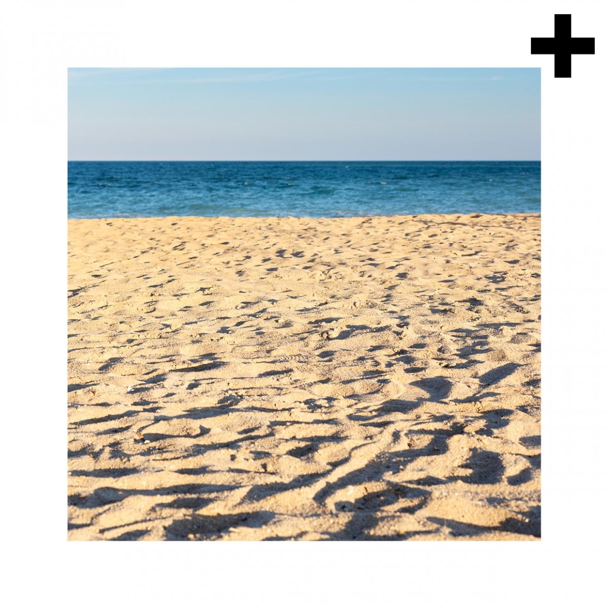 Imagen en la que se ve el plural del concepto playa