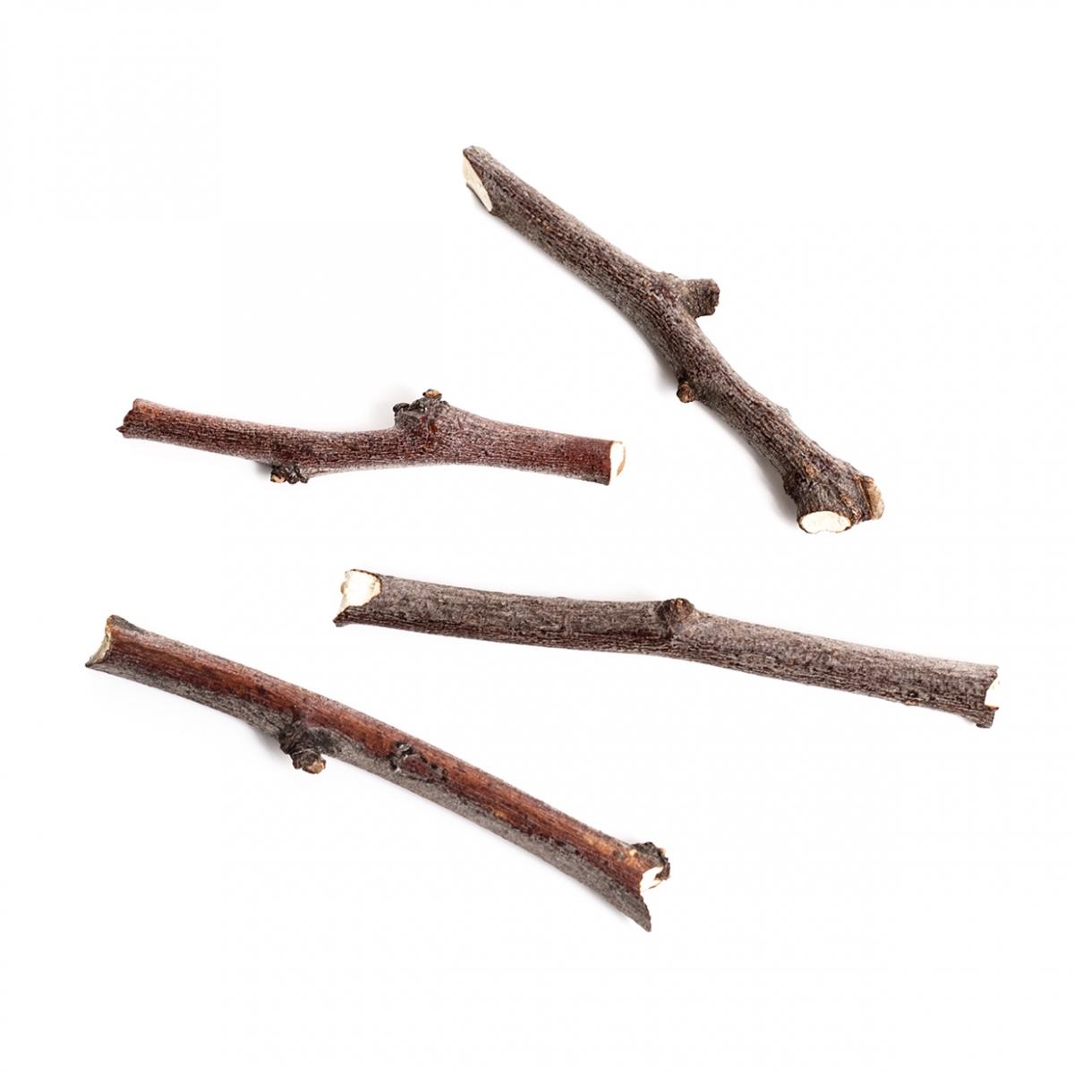 Imagen en la que se ven varios palos