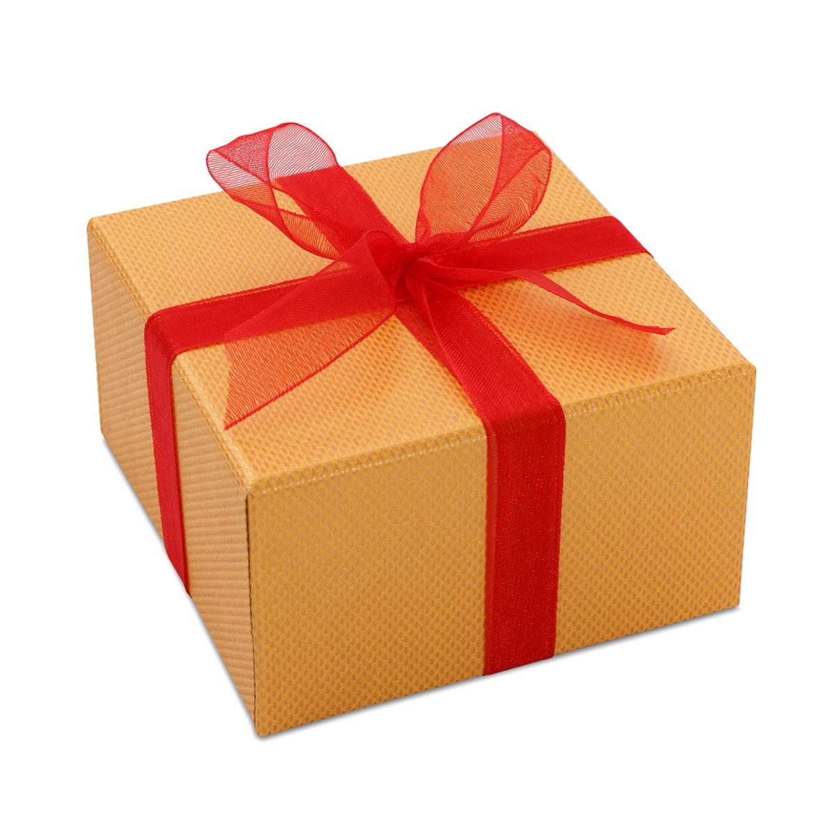 Imagen en la que se ve un paquete de regalo