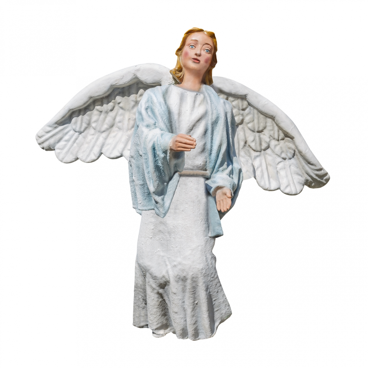 Imagen en la que se ve un ángel