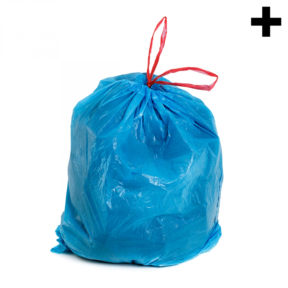 Imagen en la que se ve el plural del concepto bolsa de basura