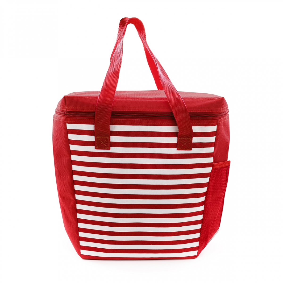 Imagen en la que se ve una bolsa de playa
