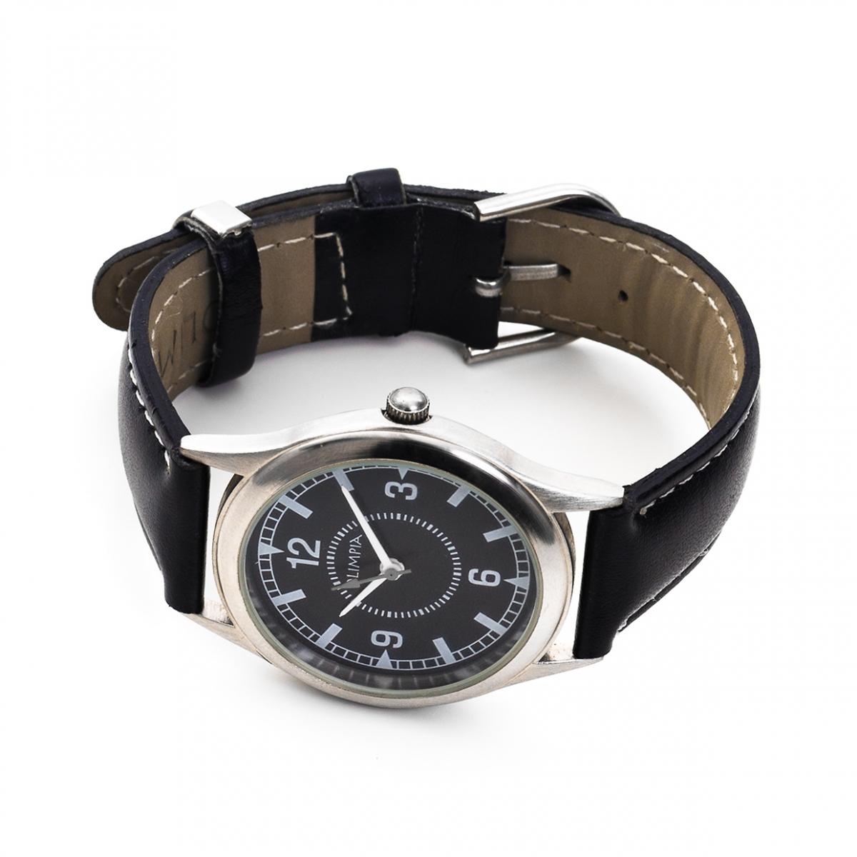 Imagen en la que se ve un reloj de pulsera