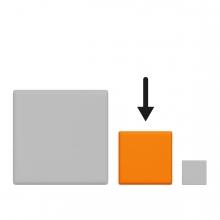 Imagen del concepto Mediano