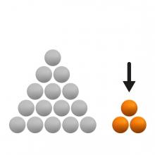 Imagen del concepto Menos