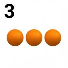 Imagen en la que se representa el número tres