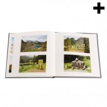 Imagen en la que se ve el plural del concepto álbum fotográfico