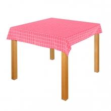Imagen en la que se ve un mantel sobre una mesa